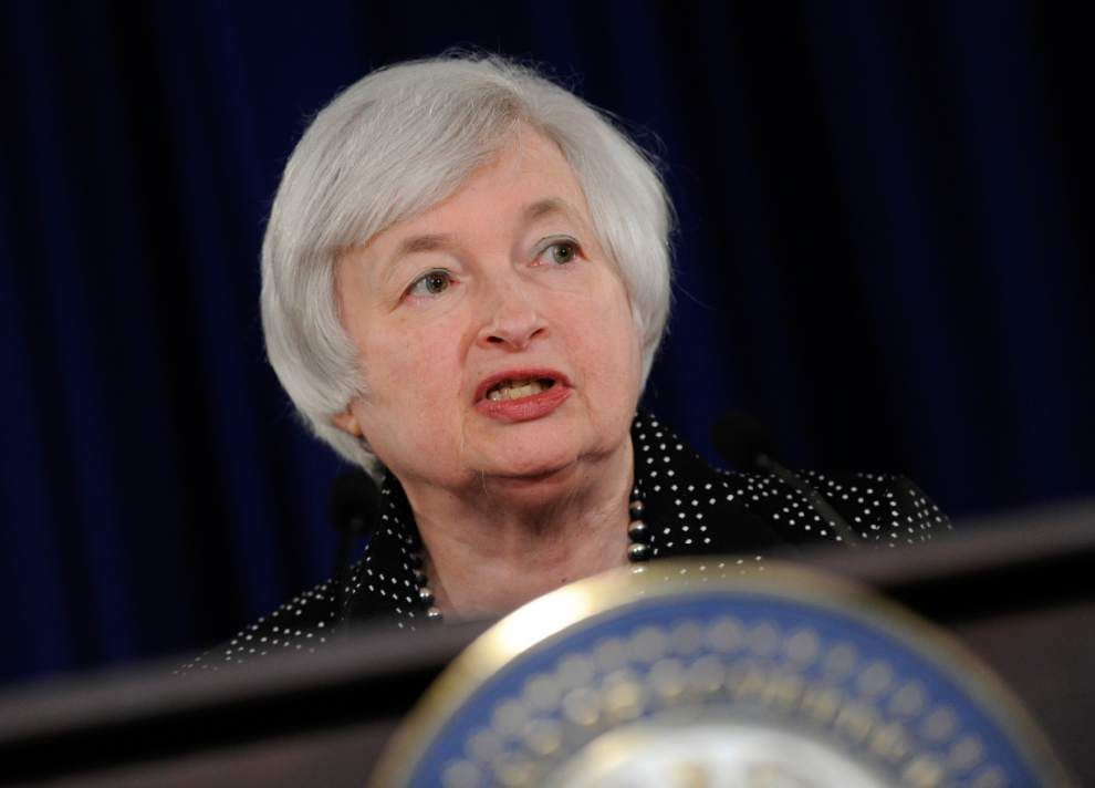 Yellen to give her outlook as Fed honeymoon fades _lowres