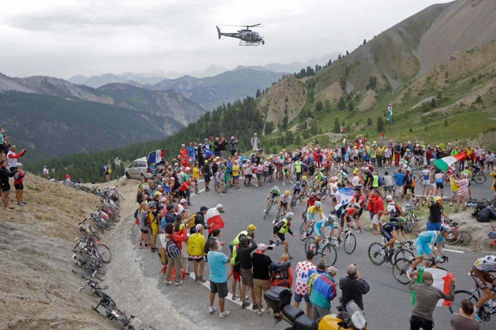 Majka wins 14th stage; Nibali pads Tour de France lead _lowres
