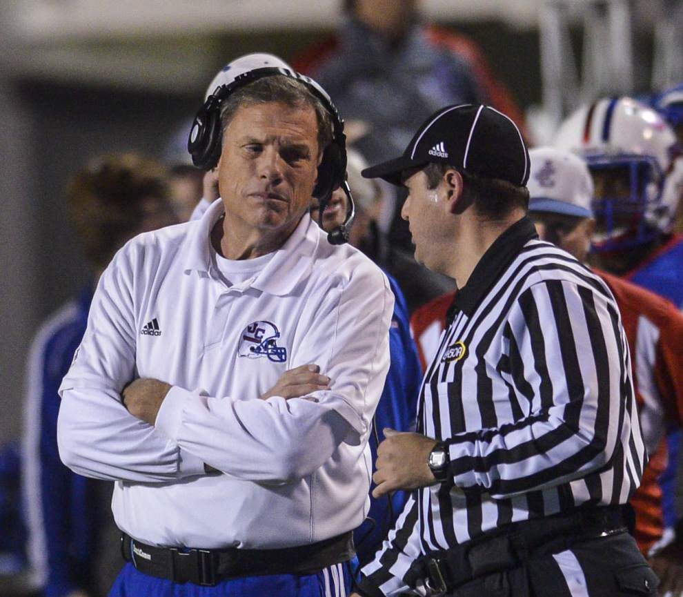 A rare sighting: John Curtis falls short in the state championship game _lowres