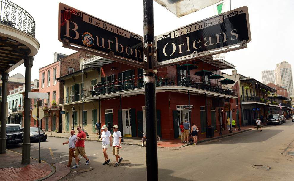 Landrieu planning unarmed civilian police force for French Quarter _lowres