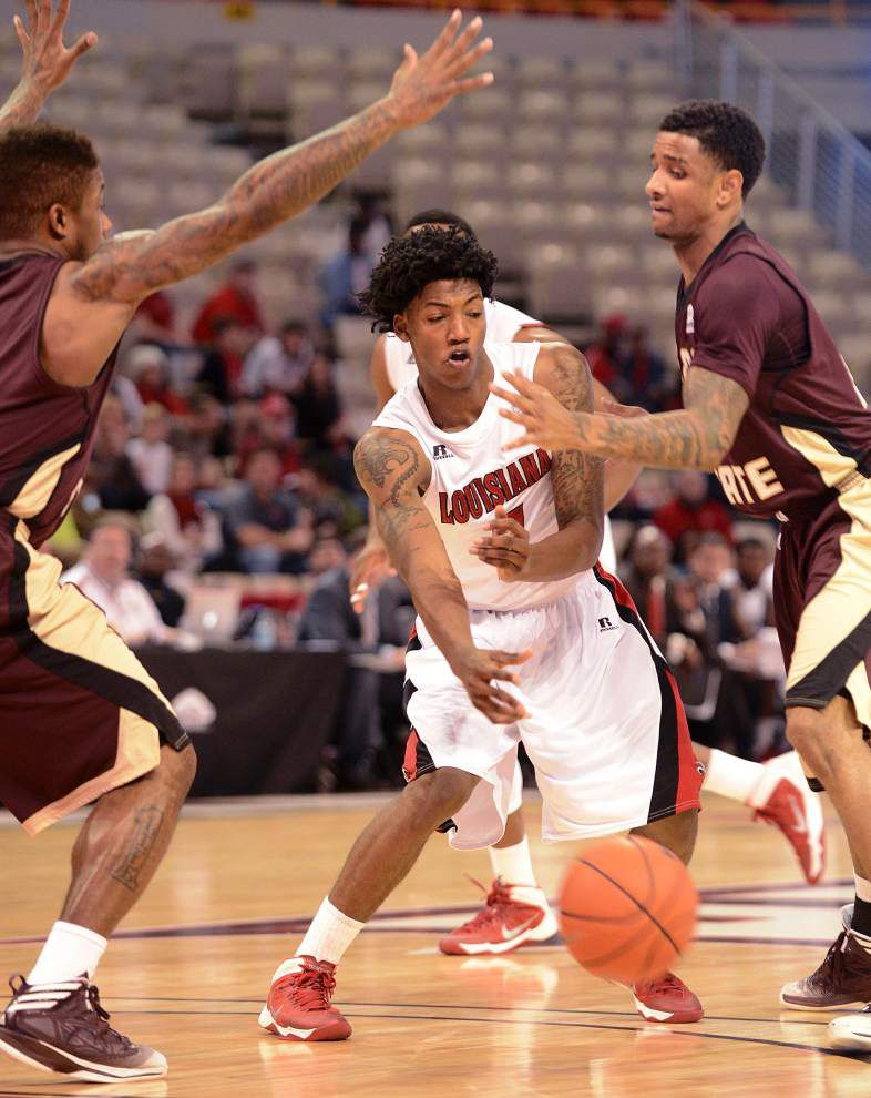 UL-Lafayette guard Elfrid Payton lands in Orlando _lowres
