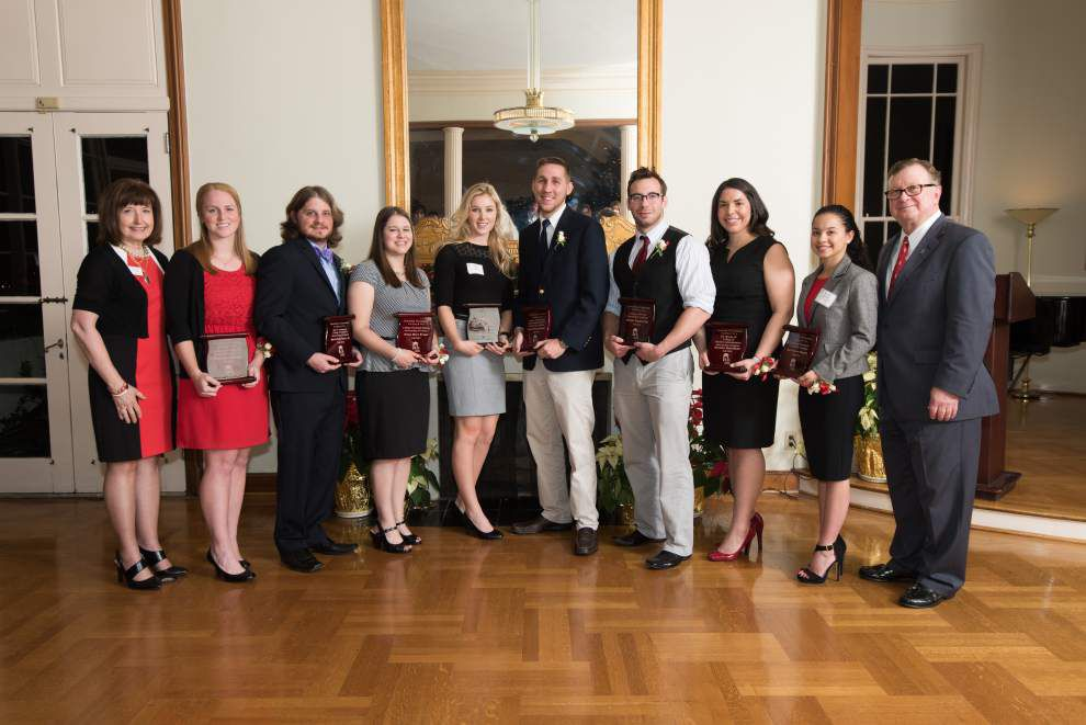 Eight outstanding graduates to be honored at UL-Lafayette commencement Friday _lowres