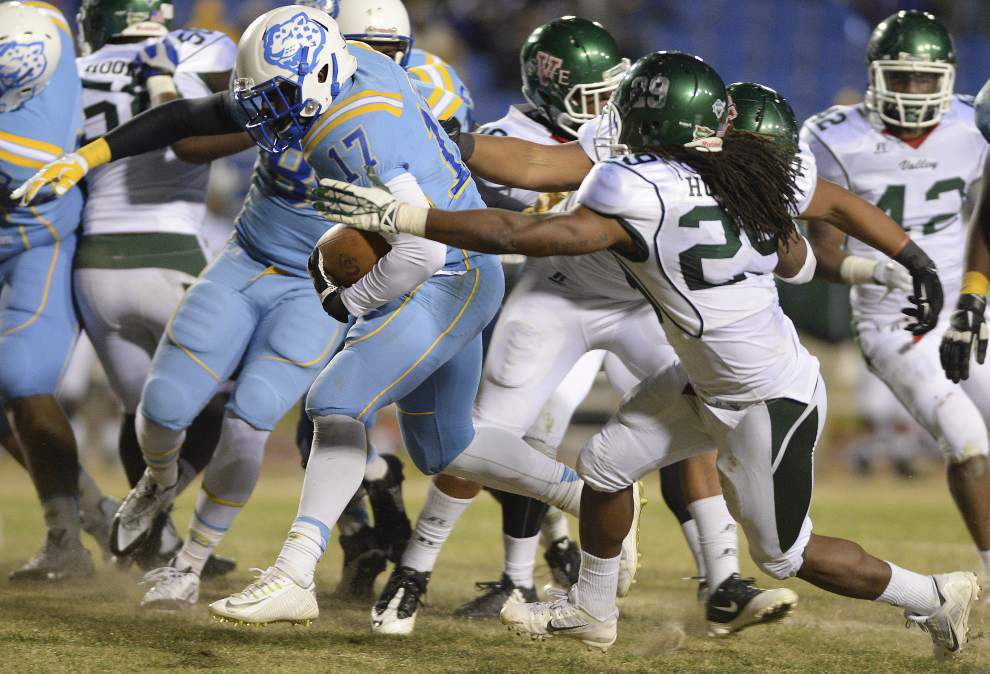 Southern 44, Mississippi Valley State 13: Three and out _lowres