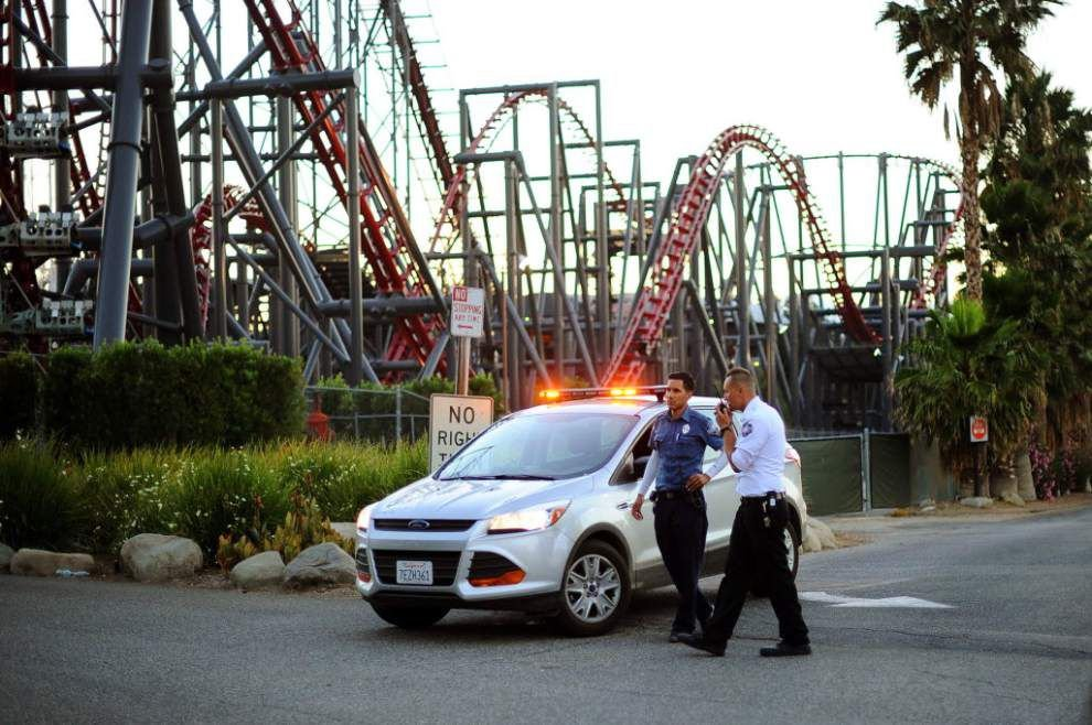 All riders now off disabled California coaster _lowres
