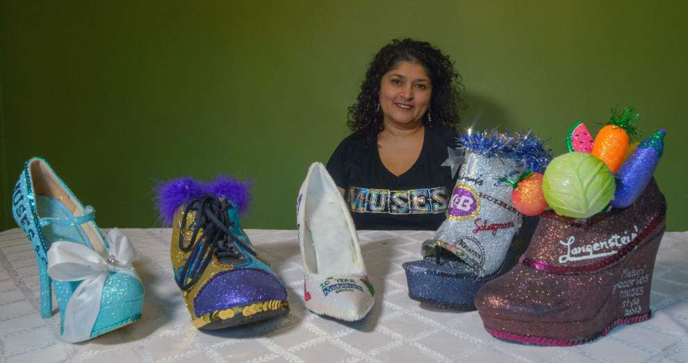 A Muse and her shoes: Geophysicist rides with the glitterati _lowres