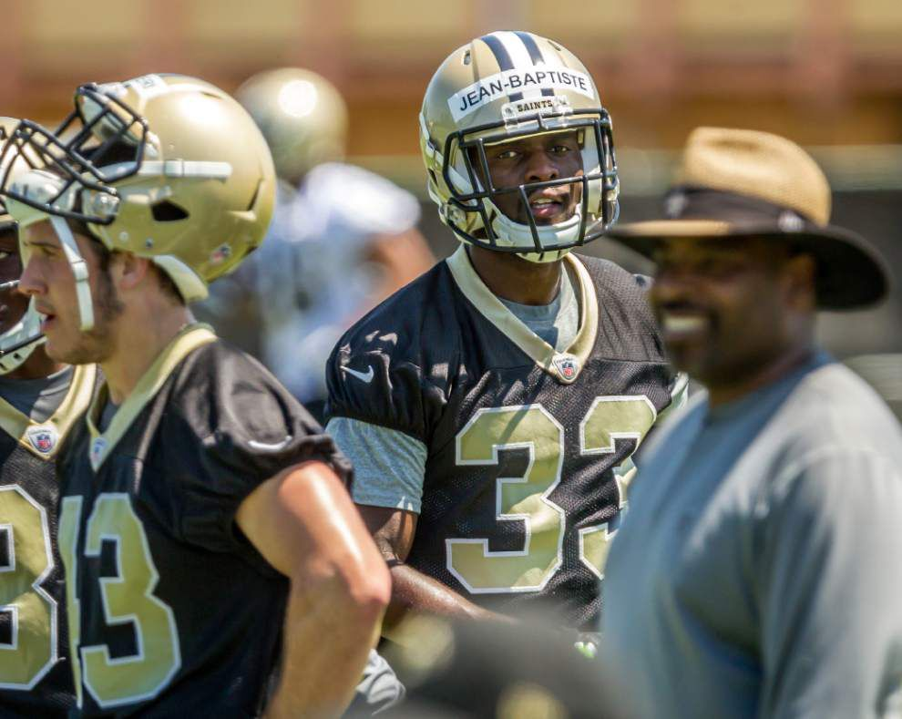 Second-round pick Stanley Jean-Baptiste signs 4-year deal with Saints _lowres