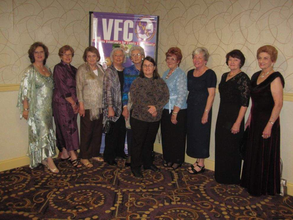 Volunteers convention held in April in Kenner _lowres