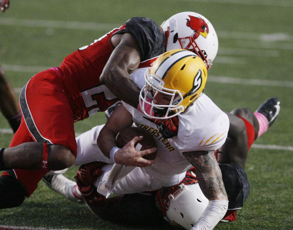 Southeastern rushes past Lamar _lowres