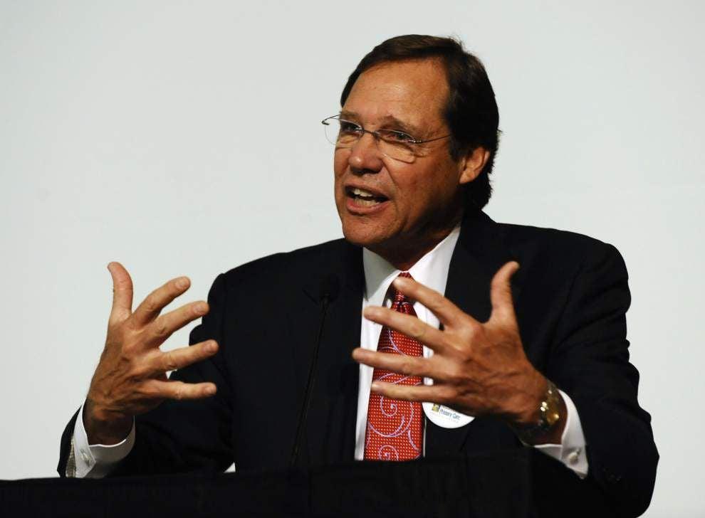Blue Cross Louisiana CEO Reitz retiring mid-2016 _lowres