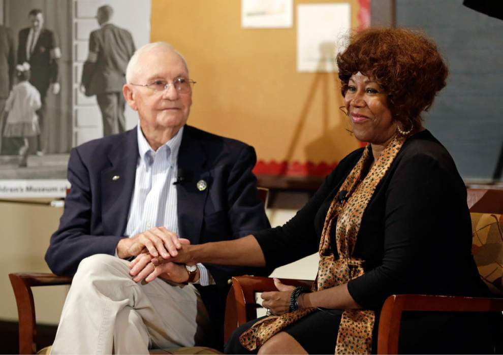 Civil rights figure Ruby Bridges says current U.S. racial relations remind her of the 1960s _lowres