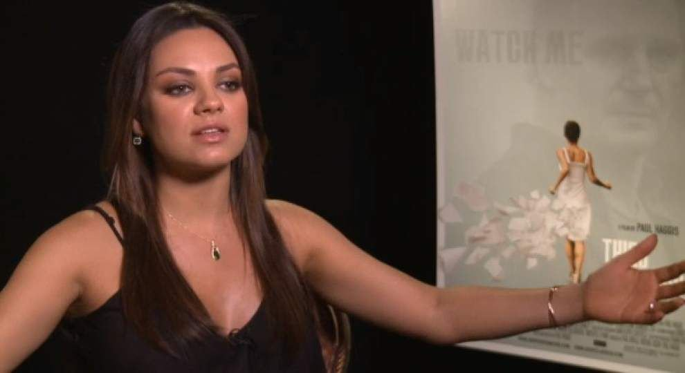 Kunis: 'I'm good with my five friends' _lowres