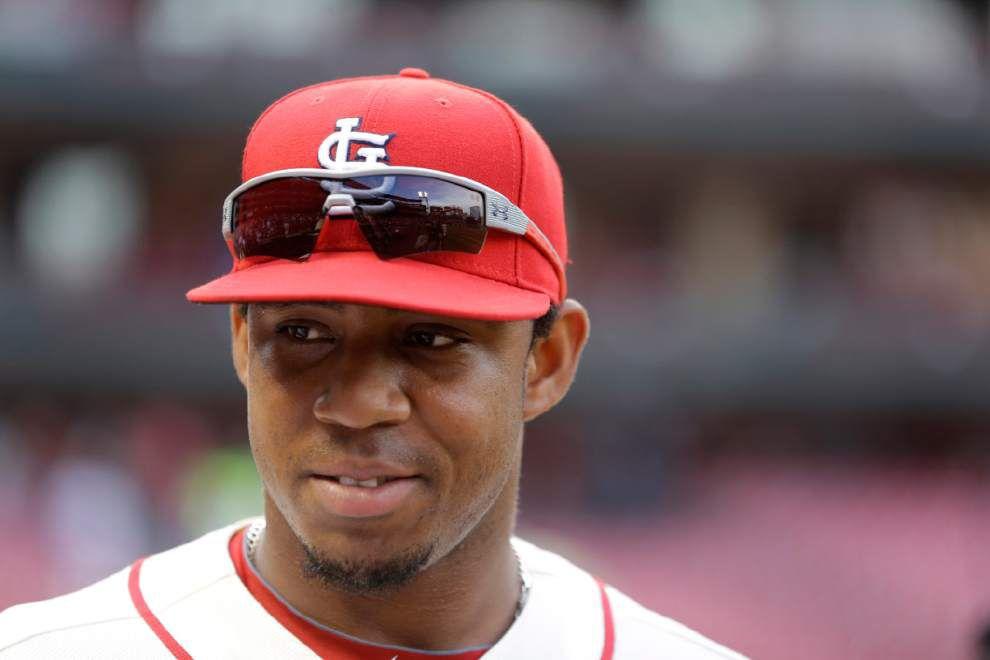 Cardinals outfielder Oscar Taveras dies in car crash _lowres