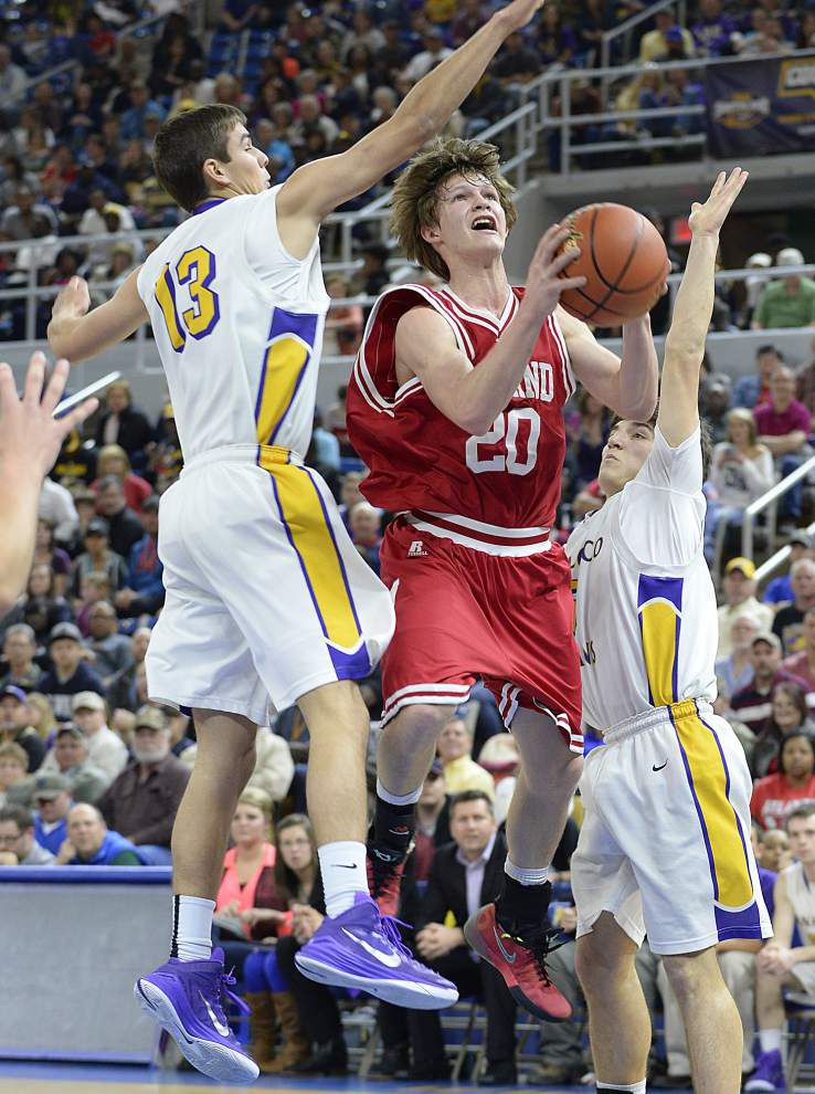 Photos: Friday, LHSAA Basketball Finals _lowres