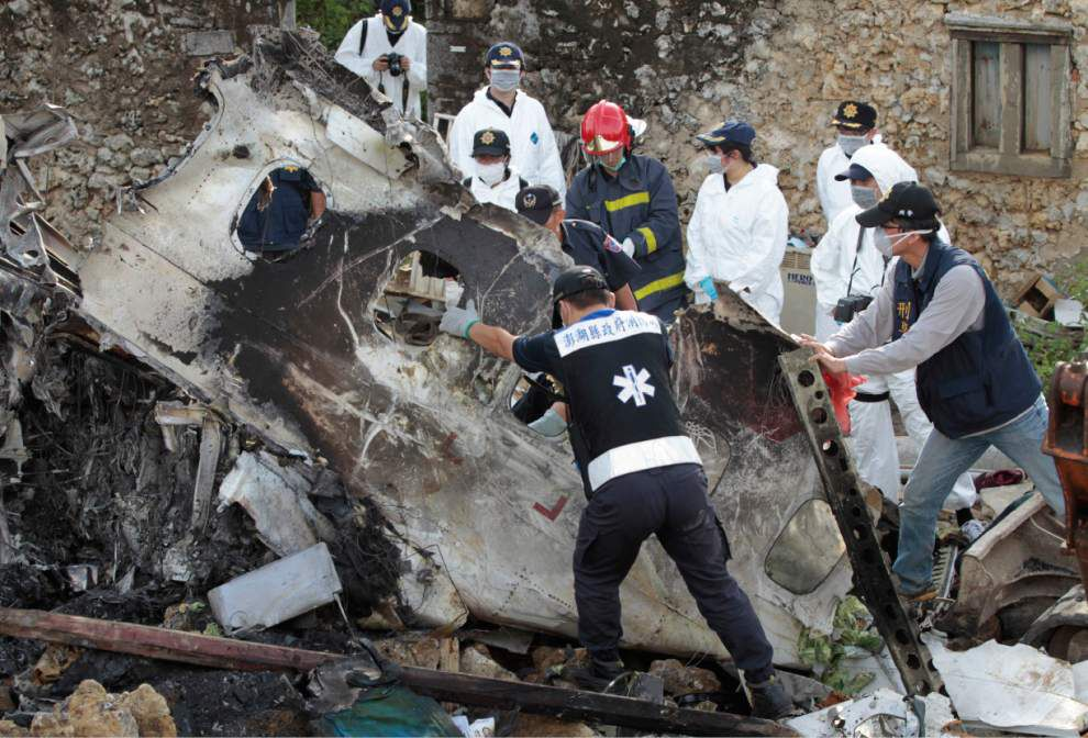 Very bad week: Airline disasters come in a cluster _lowres