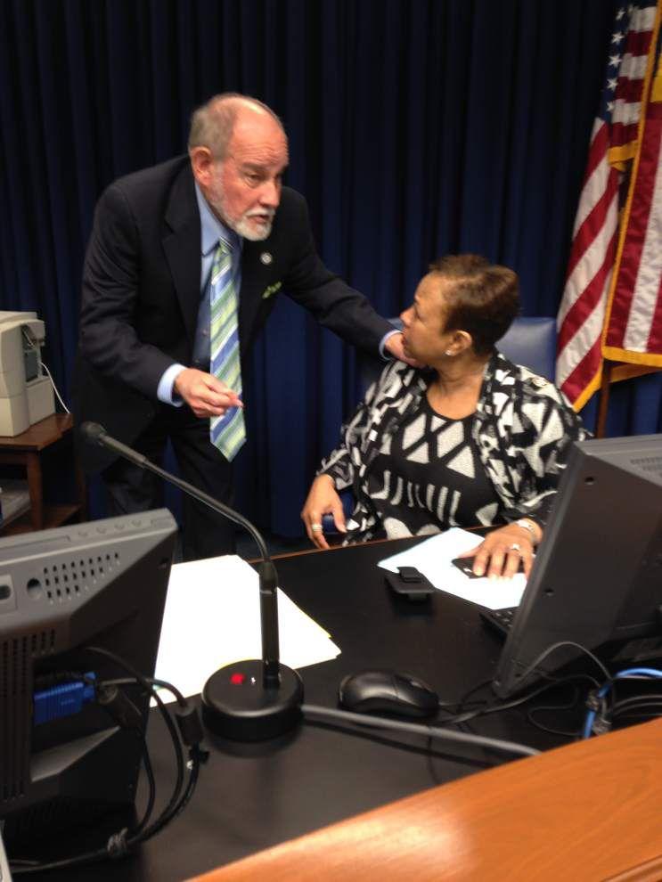 Legislator recalls home invasion _lowres