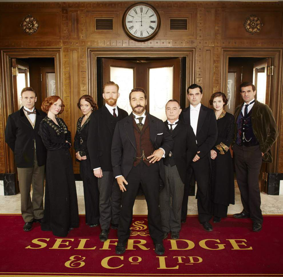 Sneak peek of 'Mr. Selfridge' Sunday _lowres