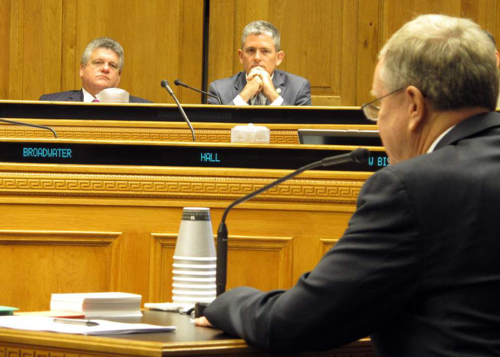 Brett Geymann's persistence helps shape Common Core accord during Legislative session _lowres