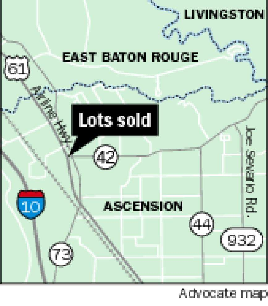 Commerce Centre tract sold in Prairieville _lowres