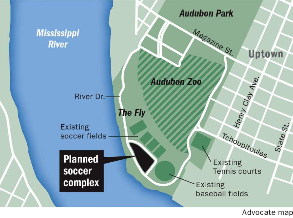 Drew Brees tweets support for 'The Fly' complex near Audubon Park, draws angry complaints _lowres