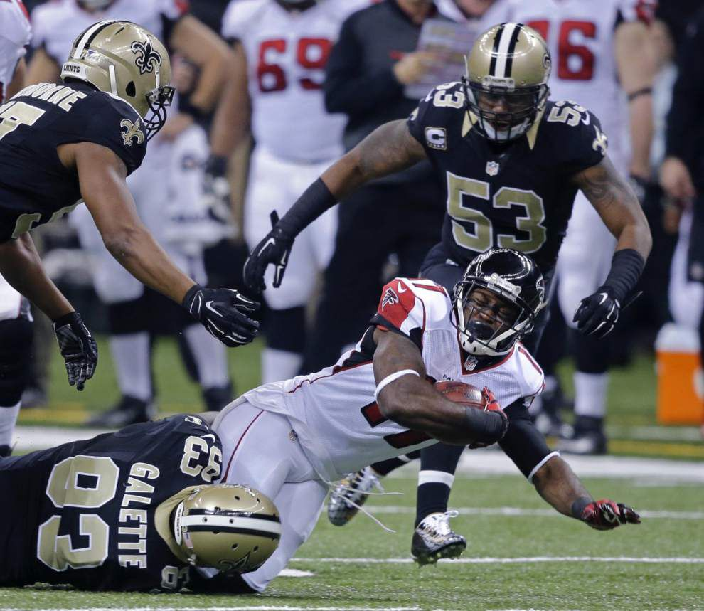 Saints linebacker Junior Galette says sack bonus is on his mind, but he will be OK without it _lowres
