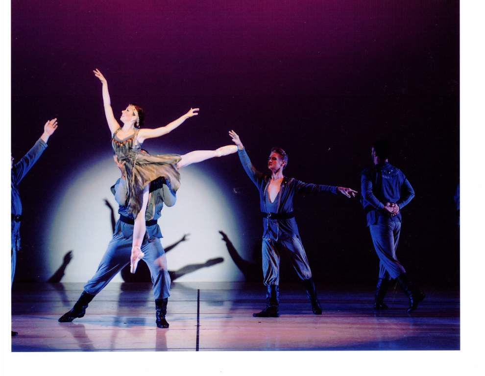 Ballet Hysell to stage fall concert _lowres