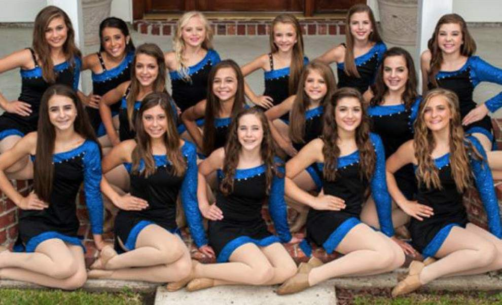 St. Amant dance team contributes to nonprofit _lowres