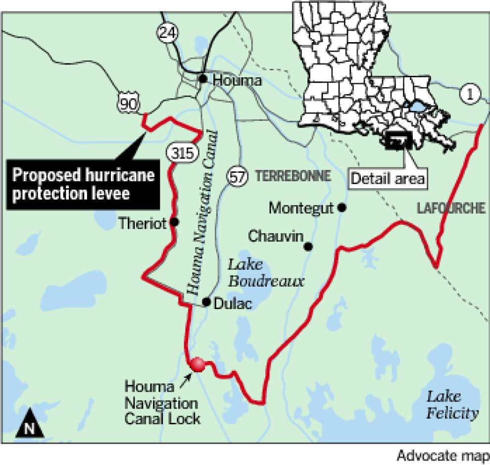Morganza to Gulf levee project swells to $12.9B _lowres
