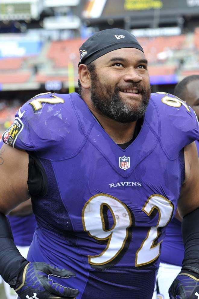 Gameday: Ravens at Saints _lowres