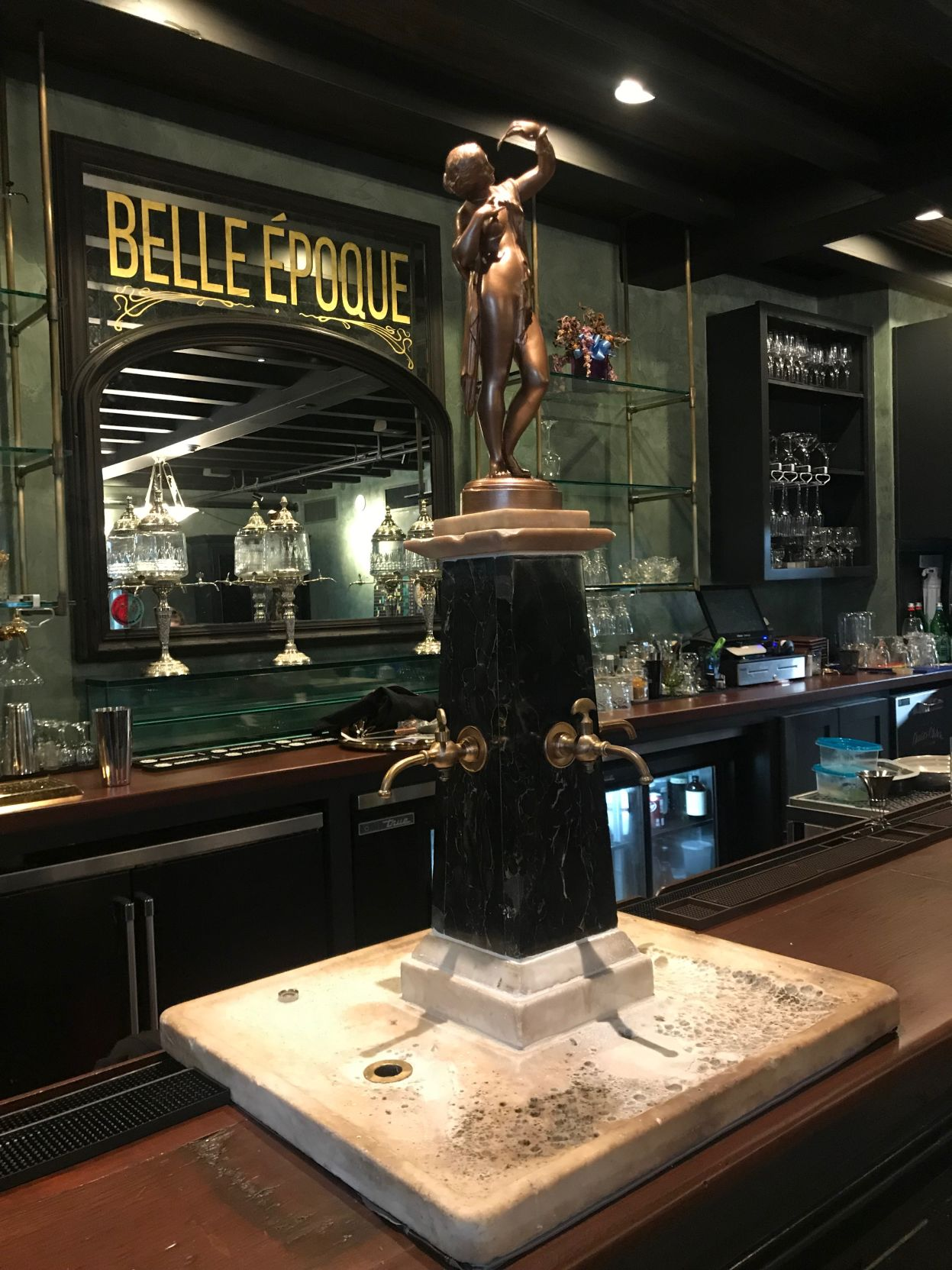 Belle Epoque Absinthe Bar opens Oct. 17 in the French Quarter
