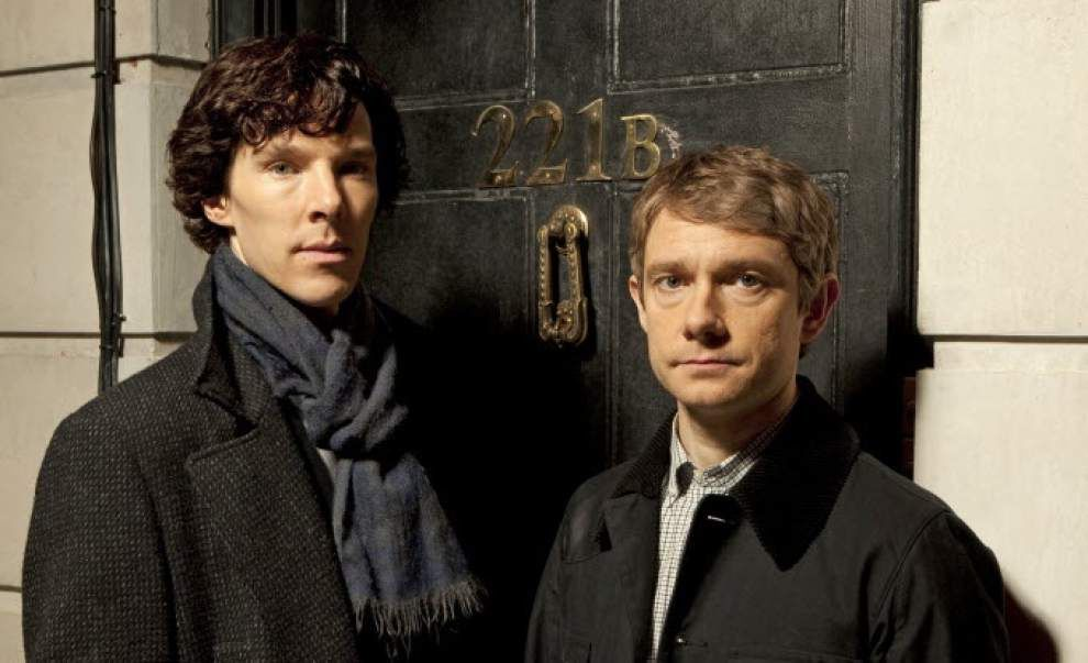 U.K. sends Sherlock Holmes to woo North Korea _lowres