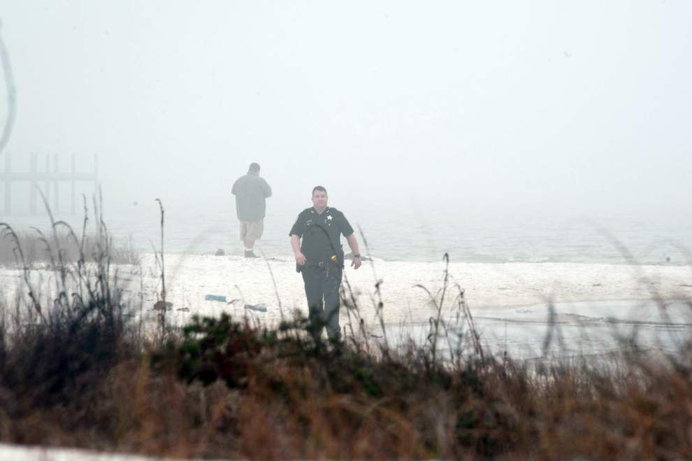 Photos, videos: See the search scene for Hammond soldiers after Florida helicopter crash _lowres