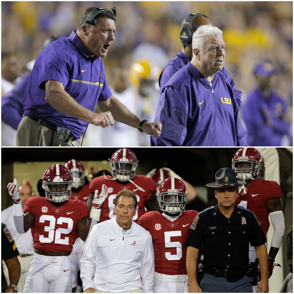 James Carville: LSU has already beaten Alabama, even at the start of the season. Here's why