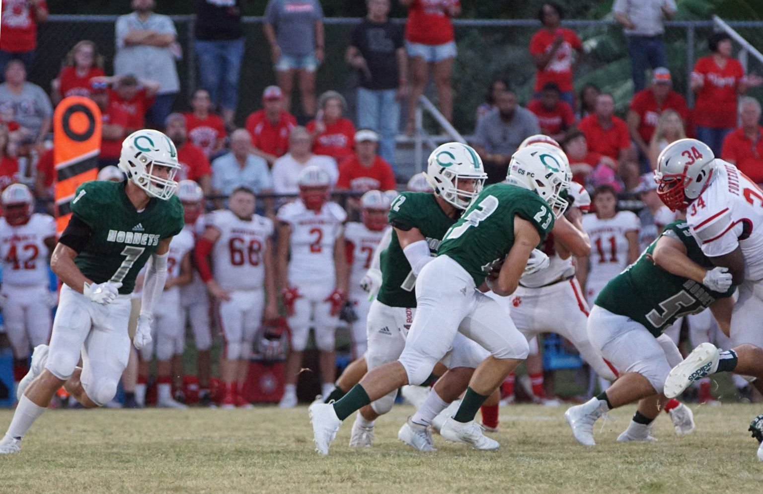 Catholic-Pointe Coupee showing huge resiliency in building 5-2 record