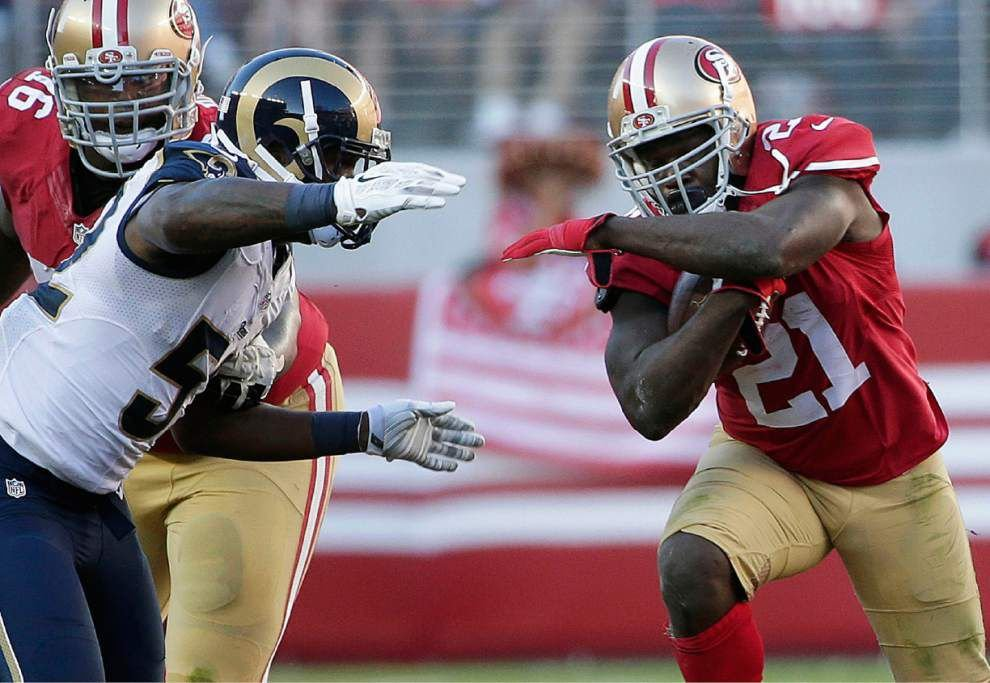 49ers regroup after stinging loss to Rams _lowres