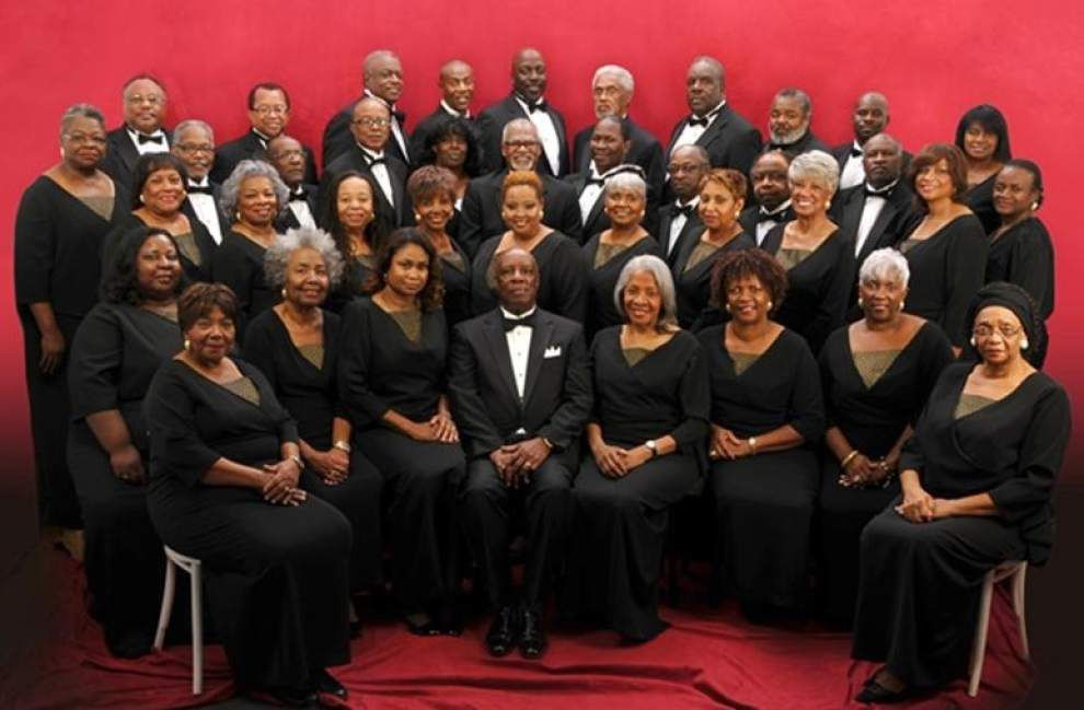 Choral group Heritage sets Festival of Negro Spirituals _lowres