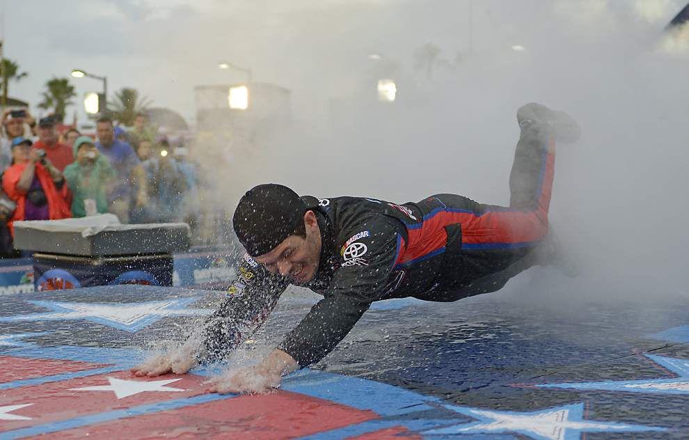 NASCAR race at Daytona postponed to Sunday _lowres