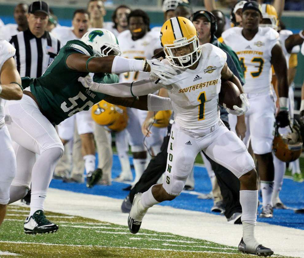 Special teams have been extra special for Southeastern _lowres