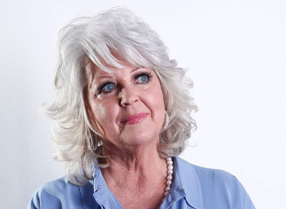 Paula Deen said she identifies with Michael Sam _lowres