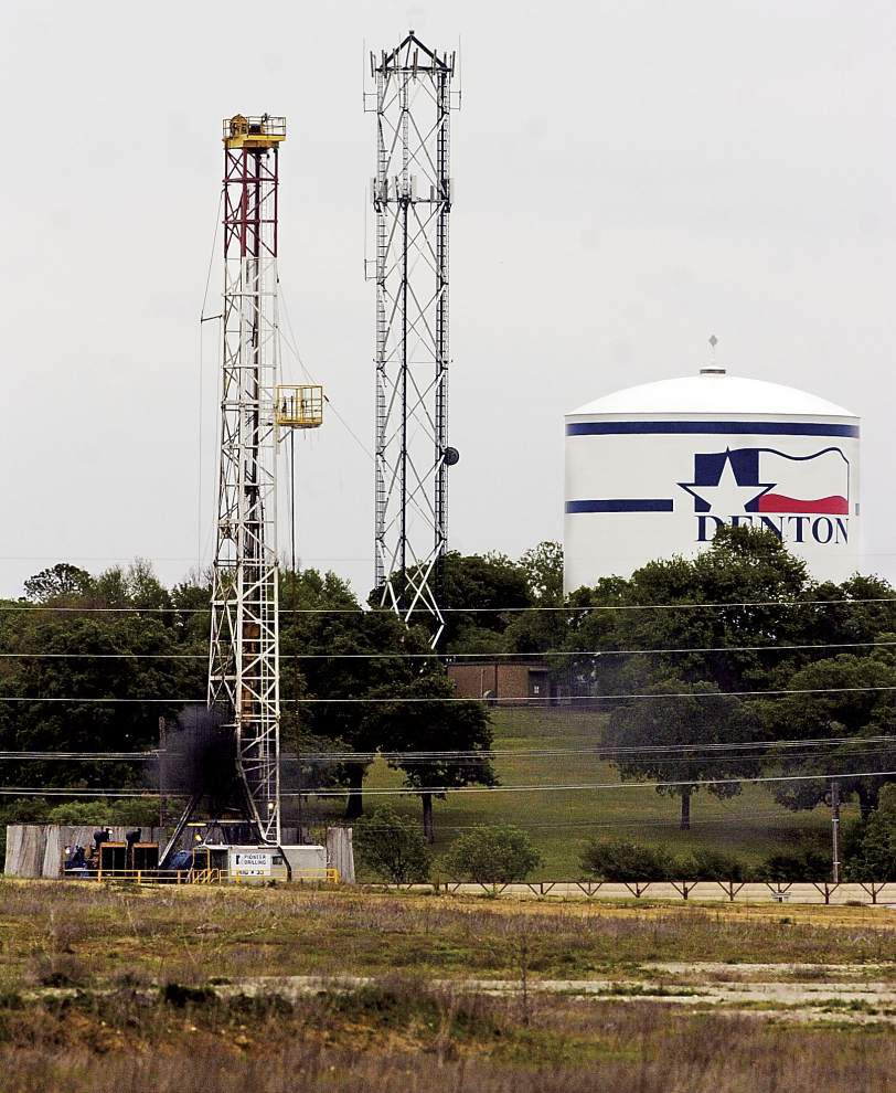 Anti-fracking fight in Texas draws St. Tammany interest _lowres