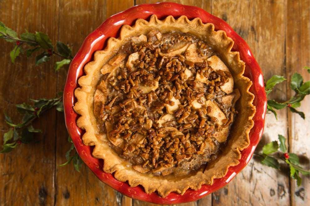 Gourmet Galley: Pralines & Apples _lowres