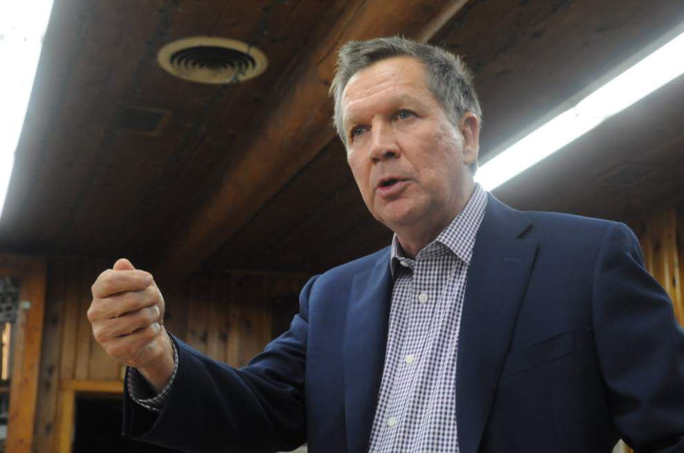 Our Views: John Kasich, GOP leader on Medicaid _lowres