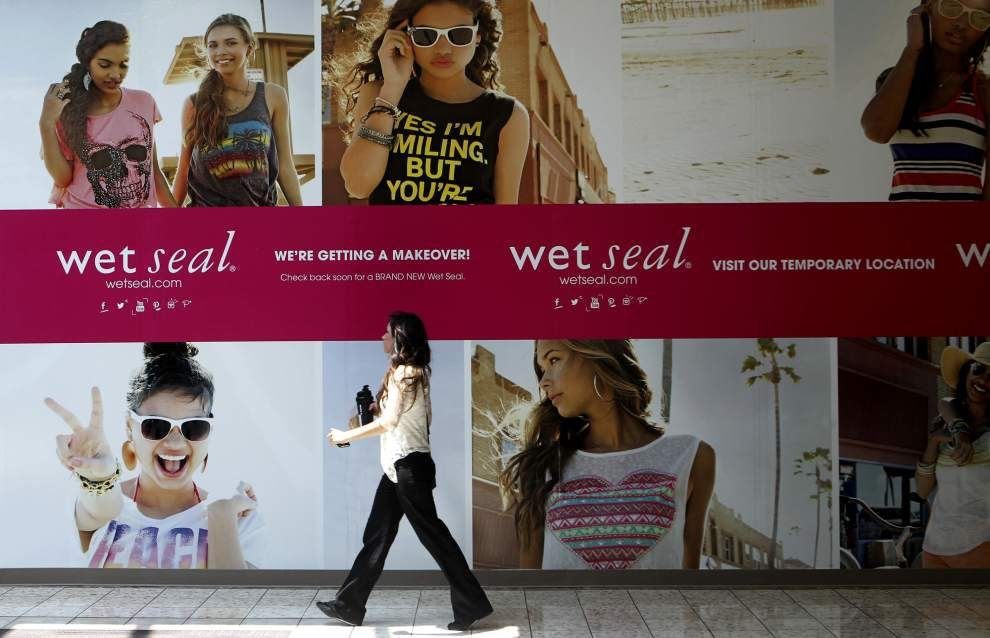 Wet Seal closing all 5 stores in Louisiana and over 300 more _lowres
