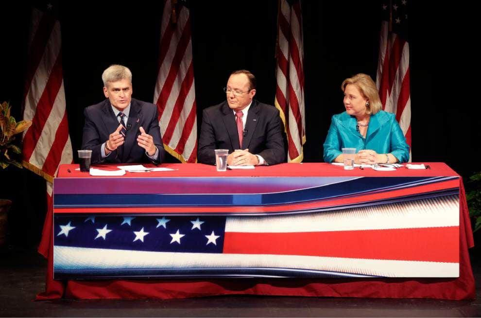U.S. Senate debate: Recap of candidates, columnist Stephanie Grace's comments _lowres
