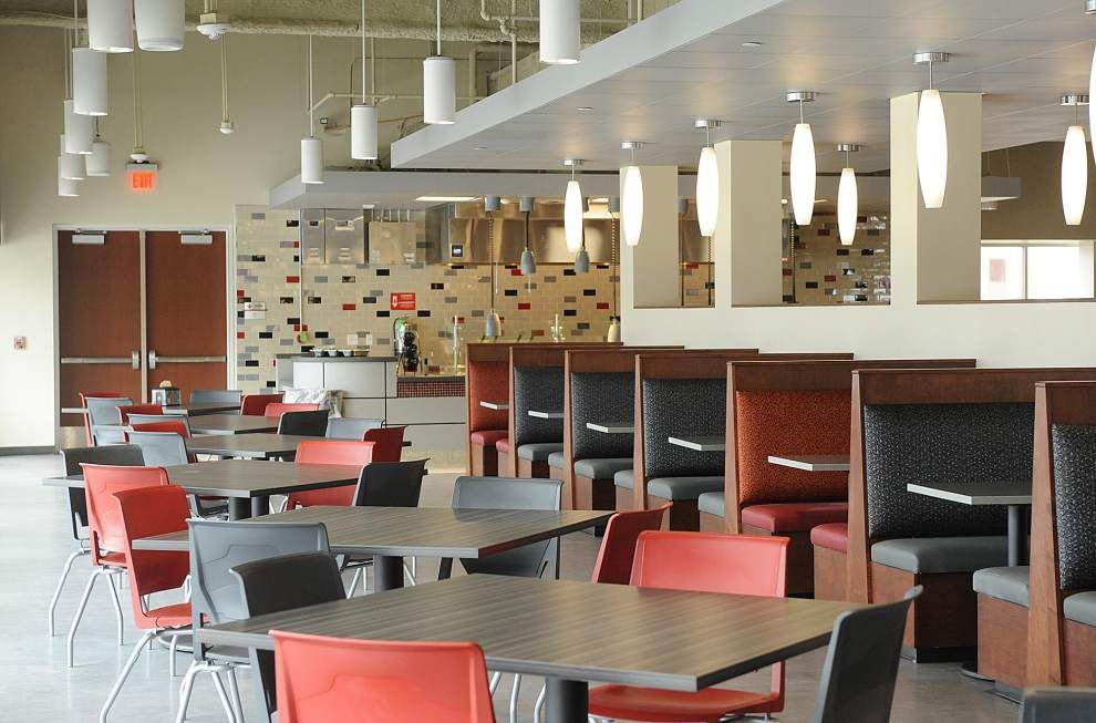 UL-Lafayette's new $40 million student union opens _lowres