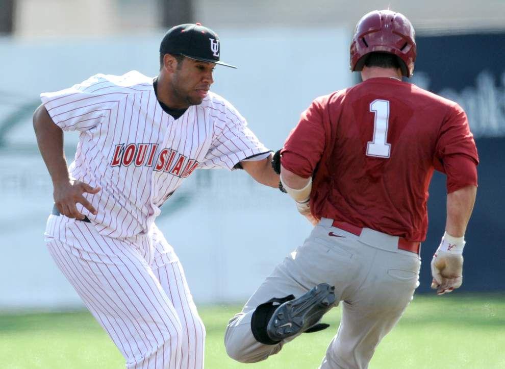 Ragin' Cajuns baseball team, at Alabama, faces another tough test _lowres