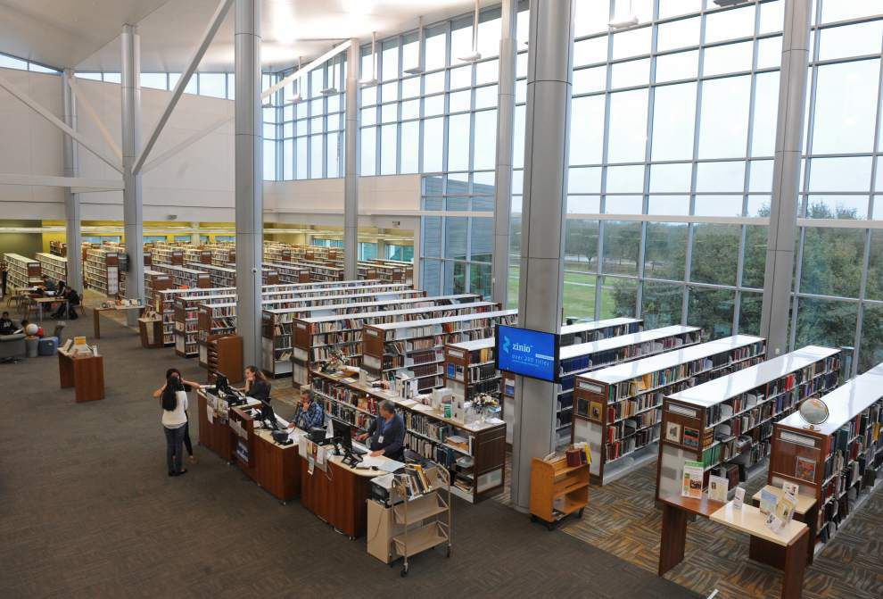 Three residents pushing for higher tax got East Baton Rouge Parish Library Board members to change their minds _lowres