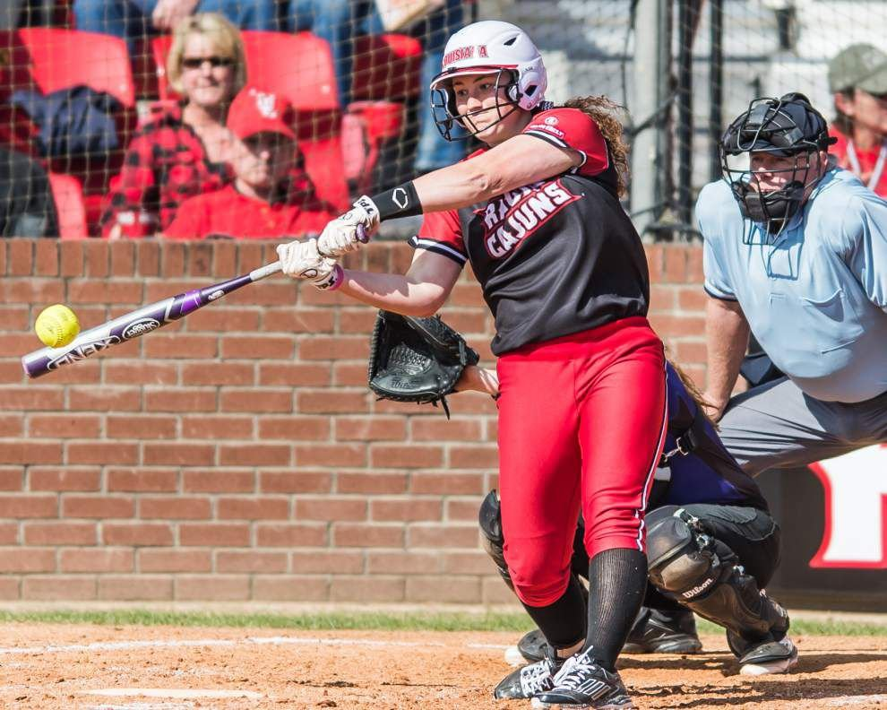 Lafayette regional softball notes: Lamson Park long way from Utah _lowres