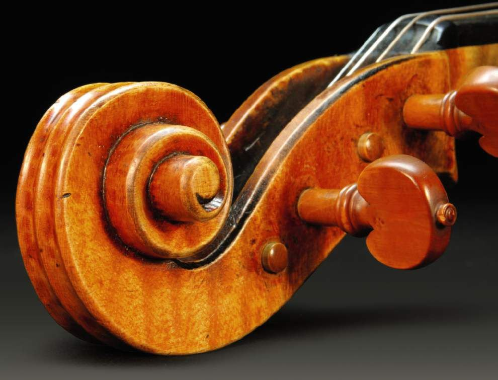 Rare Stradivarius viola could bring $45M at sale _lowres