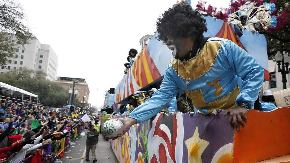 Mardi Gras live video: Watch coverage of Rex, Zulu, more in New Orleans