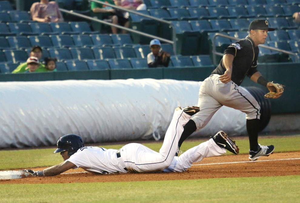 Notebook: Zephyrs lose opener 10-6 in 10 innings _lowres